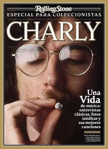 Revista charly garcía rolling stone