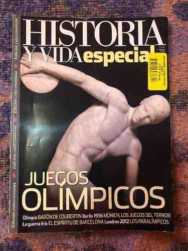 Revista historia y vida
