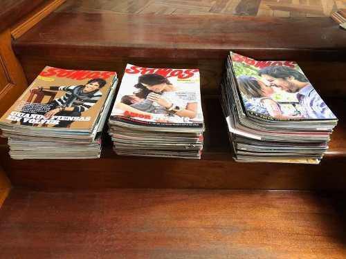 Revistas somos del comercio docena en 10 soles
