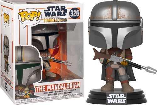 Funko pop the mandalorian star wars original nuevo
