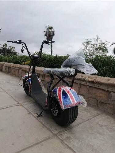 Moto scooter eléctrico 100% fotos reales