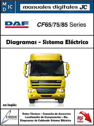 Diagramas sistema electrico daf cf65 cf75 cf85 series