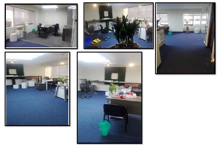Estupenda oficina ambientes amplios