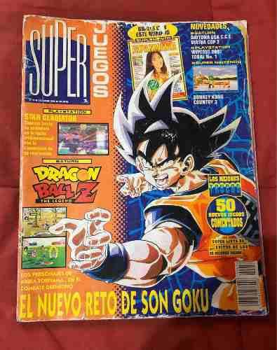 Revista los súper juegos