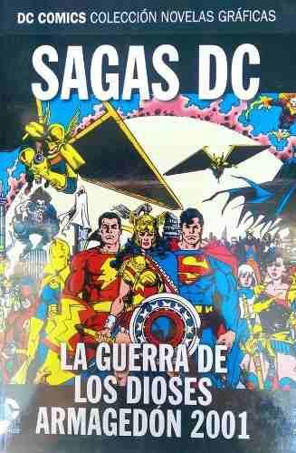 Sagas dc 3 - la guerra de los dioses / armagedón 2001