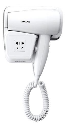 Secador de cabello de hotel para pared empotrable