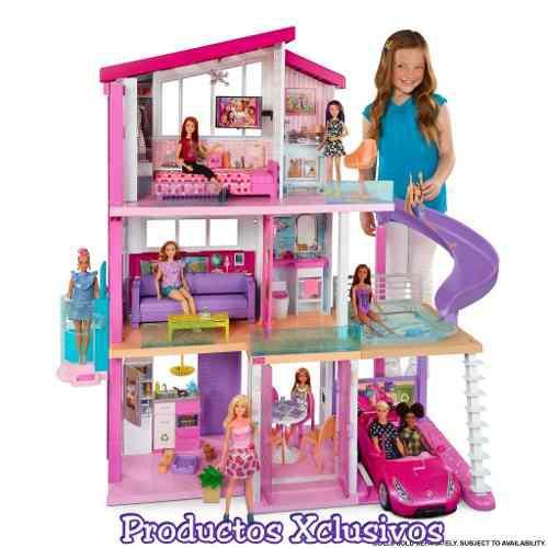 Barbie casa ensueños 2019 dreamhouse 3 pisos nuevo original