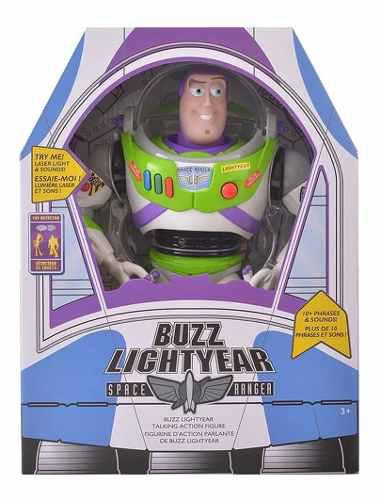 Buzz lightyear 30cm toy story 4 disney store 2019 en stock