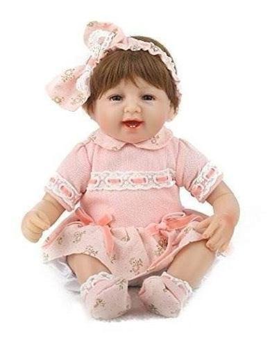 Kaydora reborn bebe muñeca realista bebe adorable muñeca m