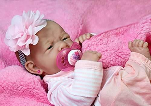 My lovely baby girl berenguer lifelike newborn reborn pacifi
