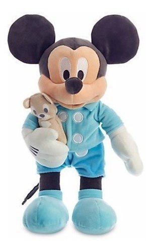 Peluche mickey mouse bebe 40 cm disney store estados unidos