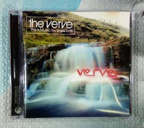 The verve - this is music the singles 92-98, eu (cd stereo)