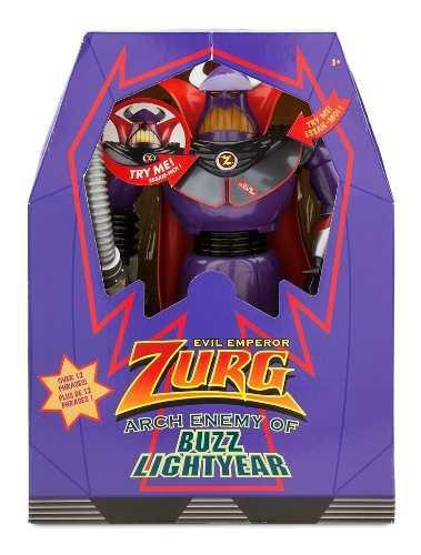 Zurg toy story disney muñeco