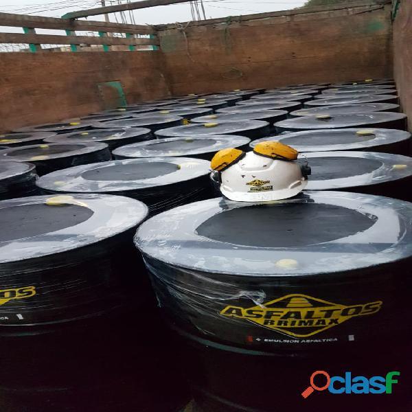Emulsion asfaltica   brimax peru sac. telf. 7820233.