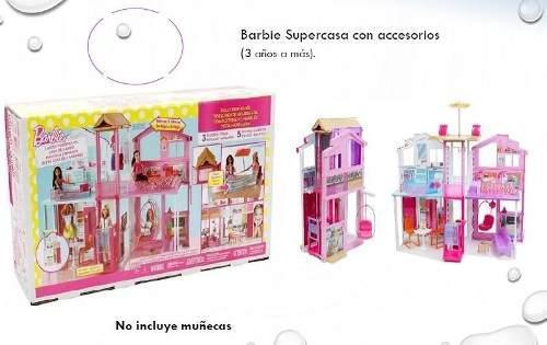Remato! casa de la barbie mattel original 100% nuevo