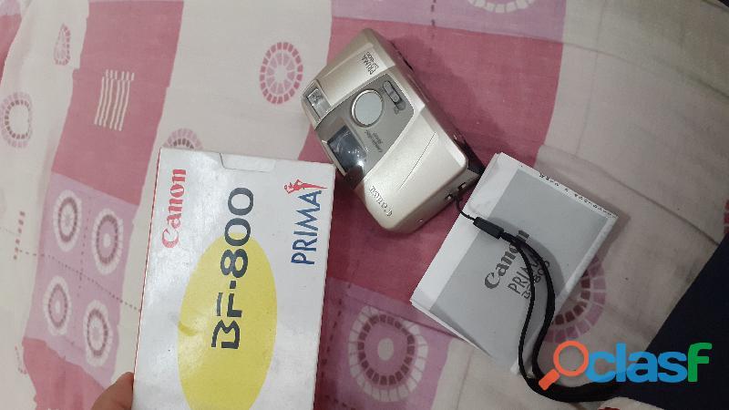 Canon prima bf 800, nueva en caja