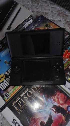 Nintendo ds 100 + juegos