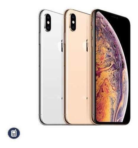 Iphone xs max 64gb 10/10 tienda + garantia + airpods pro