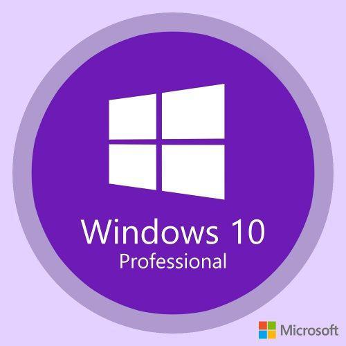 Licencia windows 10 pro 3 pc original retail permanente