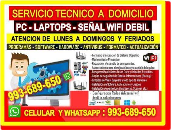 Tecnico en reparacion de internet configuracion routers