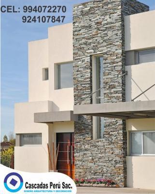 Vendo fachaletas decorativas de concreto, para casa