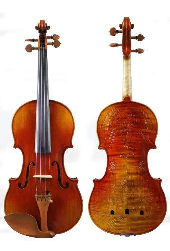 Violin aleman amati profesional
