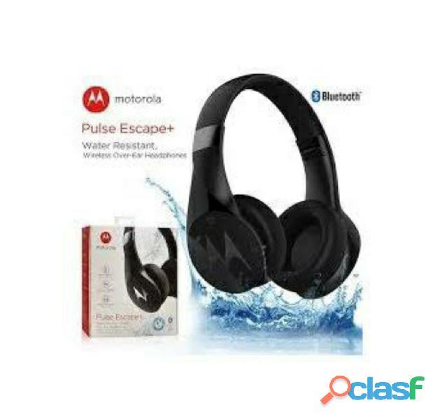 Audífono bluetooth 4.1 pulse escape plus motorola