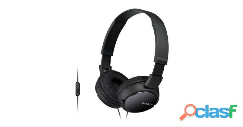 Audífonos sony mdr zx110ap