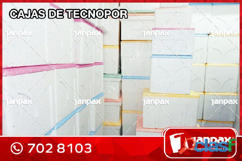 CAJAS DE TECNOPORT AL POR MAYOR JANPAX 1