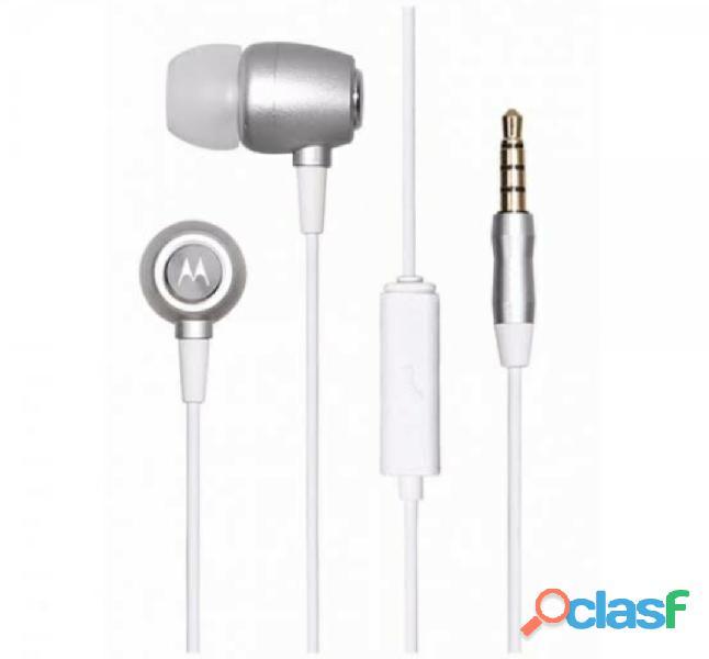 Motorola   earbuds metal resistente al agua