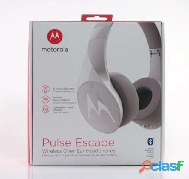 Motorola pulse escape   blanco