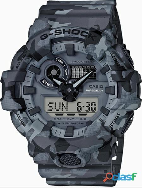 Reloj casio g shock ga700cm 8a camuflado nuevo en