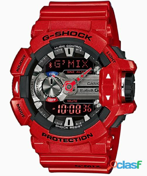 Reloj casio g shock g'mix. gba 400 4a