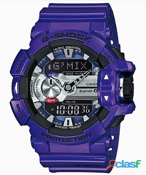 Reloj g shock gba 400 2a
