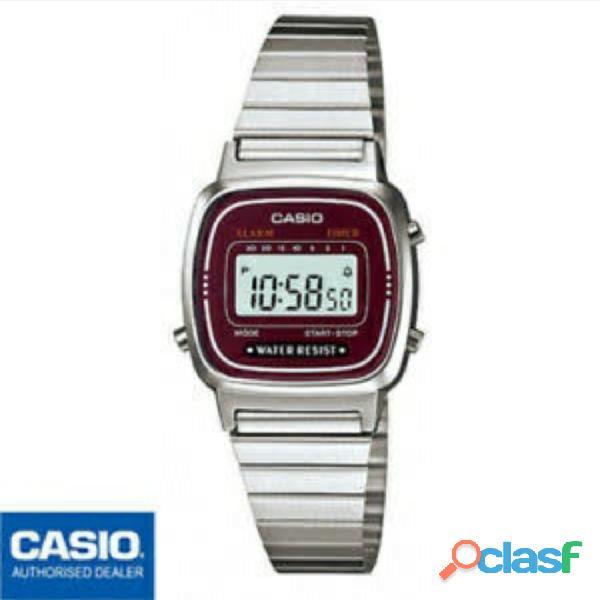 Reloj mujer casio la670wa 1df
