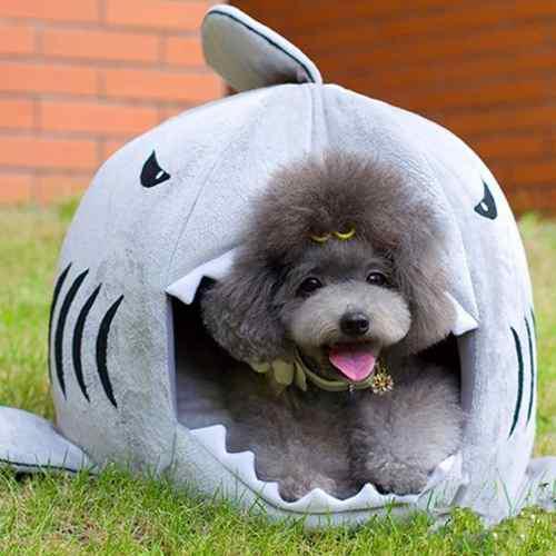 Cama para mascotas perros pqueños