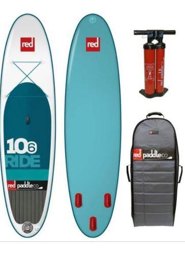 Stand Up Paddle Board (Red Paddle)