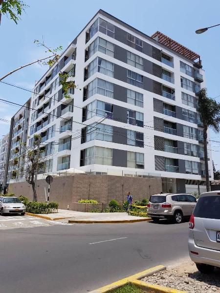 Vendo departamento · 2 dorm.. 77 m². 1 estacionamiento