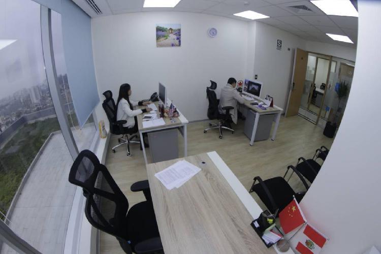 Oficinas en san isidro con servicios incluidos, y descuentos