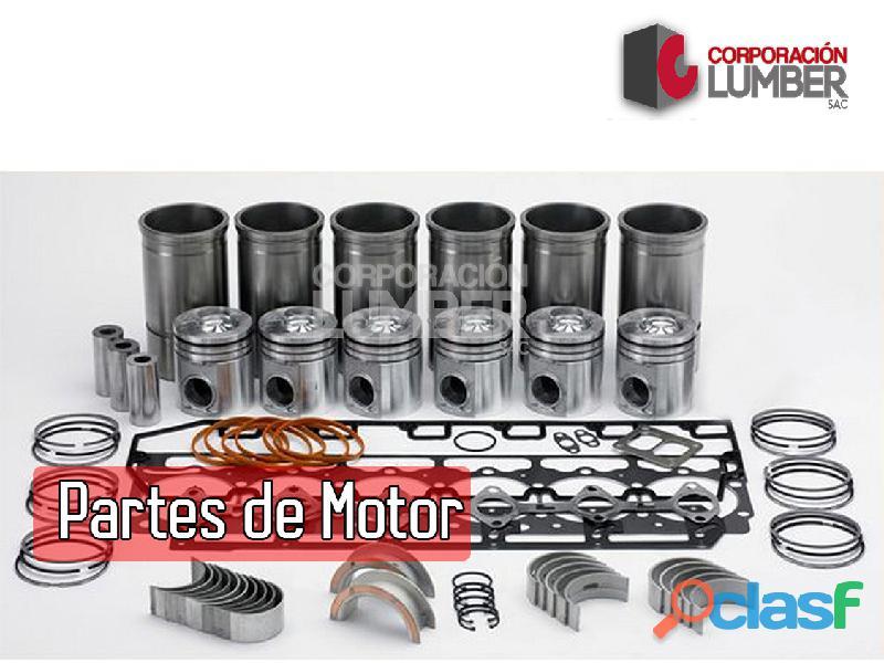 Repuestos para maquinarias y camiones / partes de motor