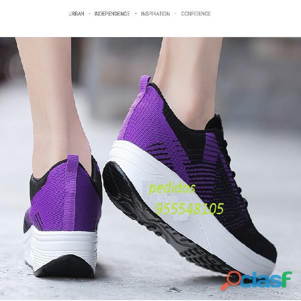 zapatillas mujeres por mayor 1