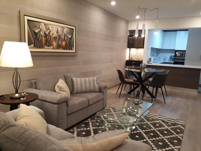 Alquiler departamento de estreno 90 m². en miraflores id -