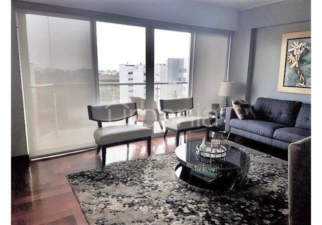 Alquilo departamento duplex de 250 m² en san borja norte