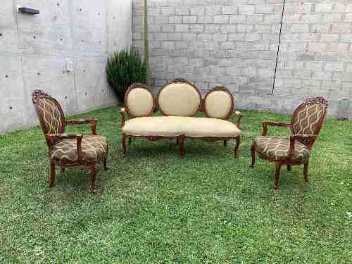 Muebles sala luis xv - bien hechos