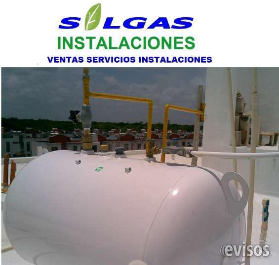 Tanques para gas licuado en Lima