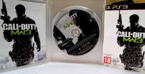 Call Of Duty: Modern Warfare 3 - Play Station 3 Blu-ray