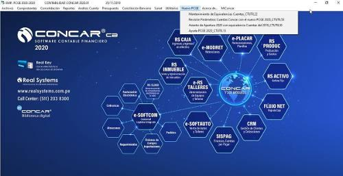 Concar cb 2020 ultima version + e-concar pro cb 2020.01