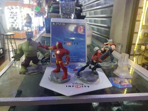 Disney infinity 2.0 - marvel super heroes pack para ps3
