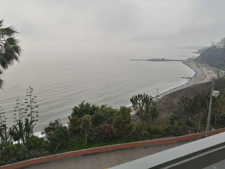Dpto vista al mar cerca del hotel de miraflores park plaza