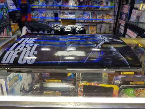 Play station 3 ps3 super slim 500gb + 31 juegos digitales